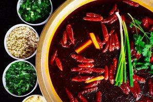 spicy hotpot