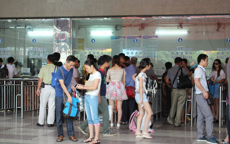 Beijing long Distance Bus Stations