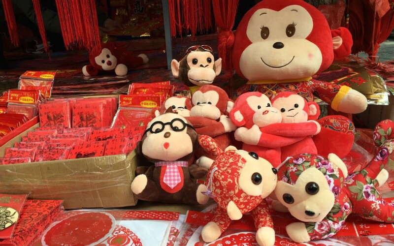 Chinese Zodiac Monkeys of 5 Elements: Characters, Destinies