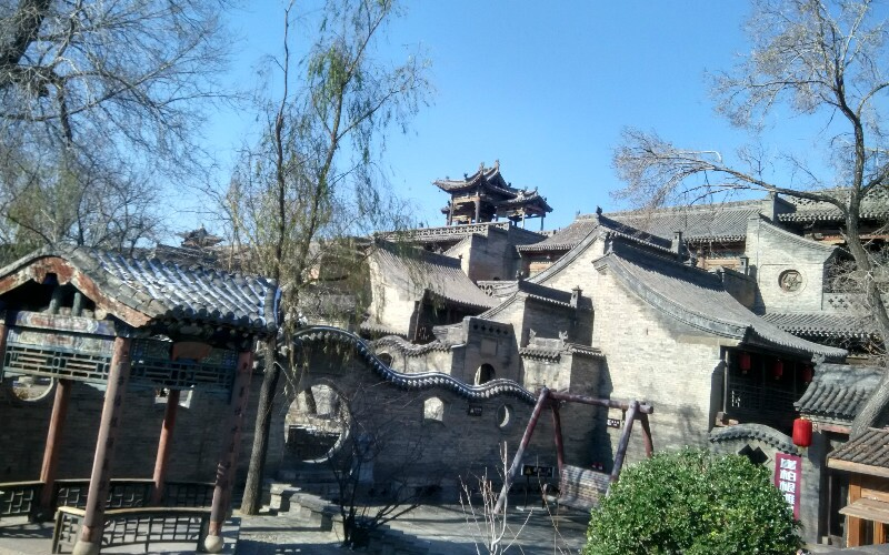 The Chang Family Manor and Estate in Shanxi