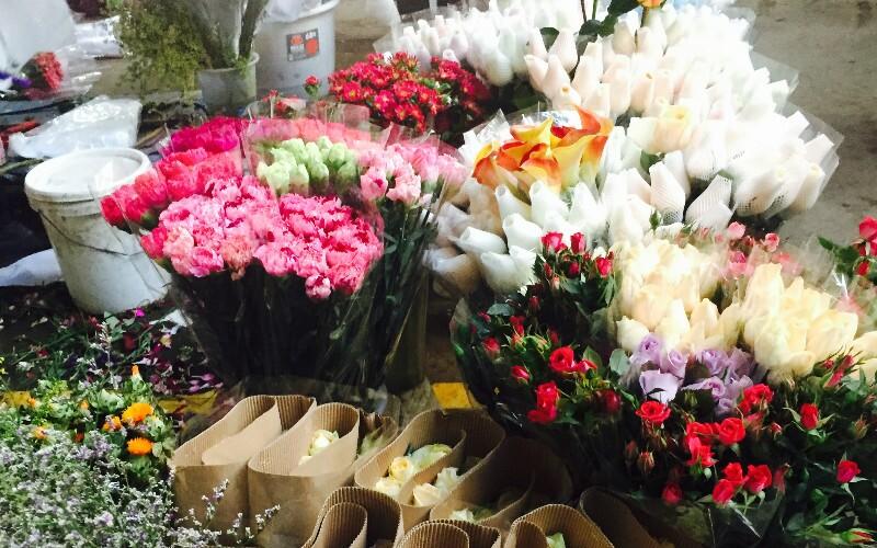Dounan Flower Market — Epicenter of China's Flower Market