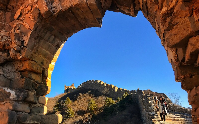 The Great Wall at Gubeikou — Ancient Site of Many Battles