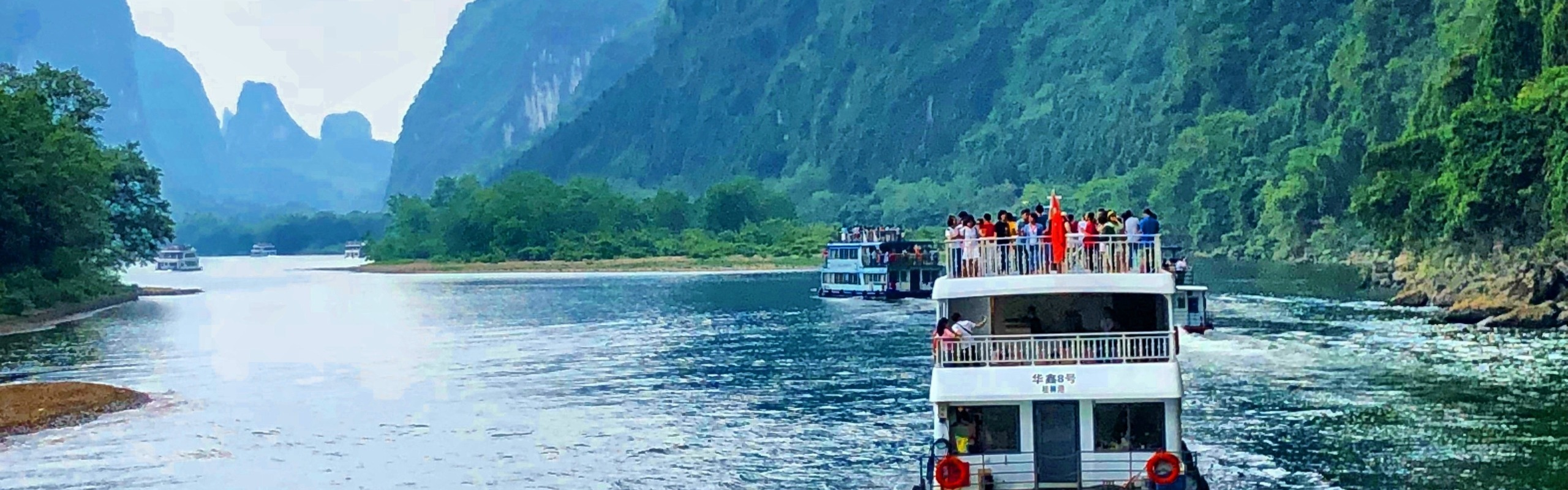 One Day Li River Cruise and Yangshuo Highlights Tour