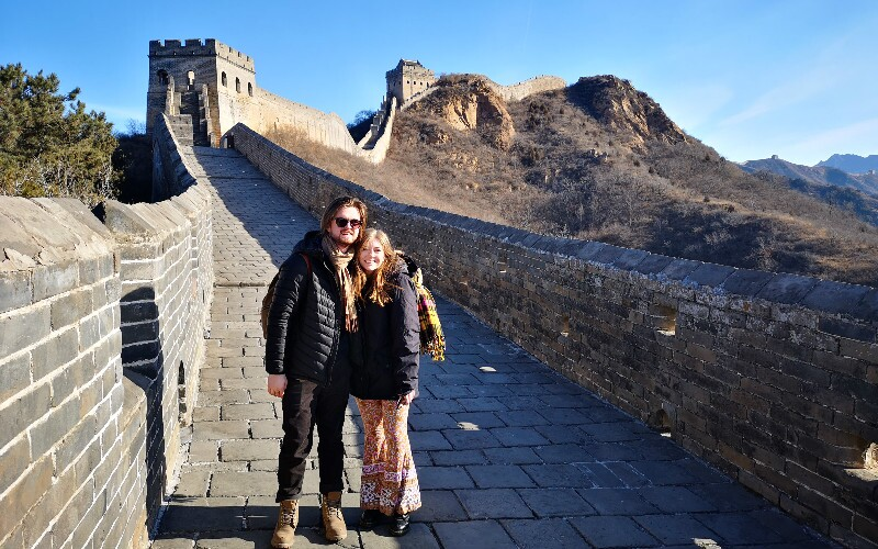 The Great Wall at Simatai — Experience Night Tour on the Wall