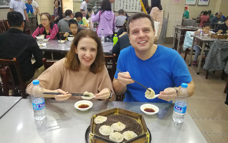 Chinese Eating Culture  - Food Lovers with Different Manners