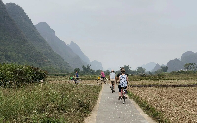 China Biking