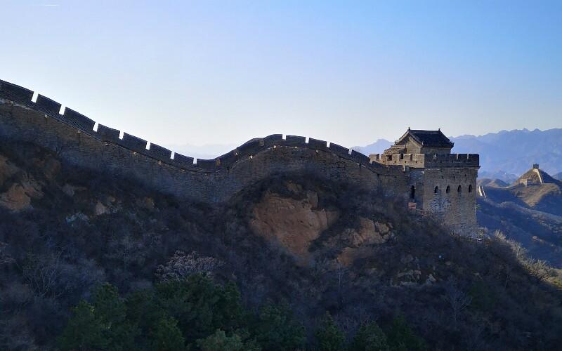 The Zijingguan Section of the Great Wall