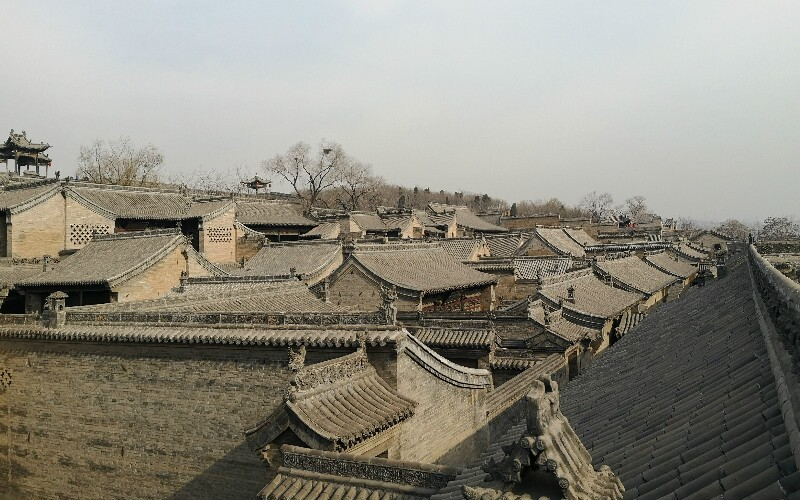 Pingyao Attraction