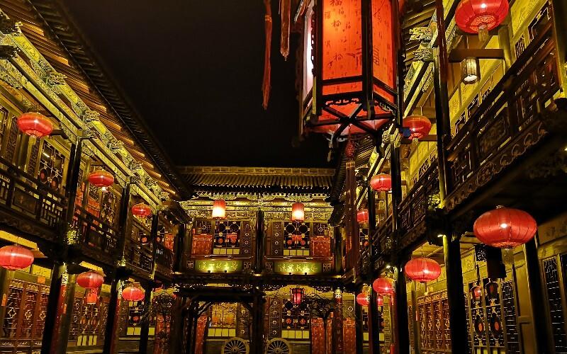 Pingyao Mingqing Street