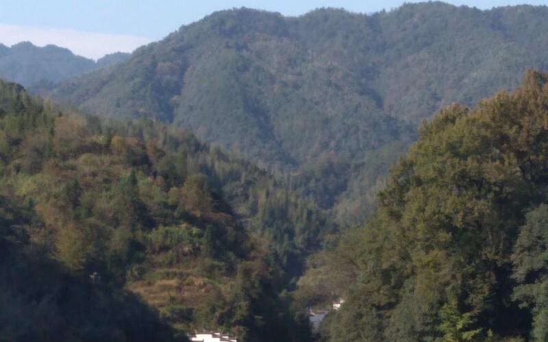 Xuedou Mountain in Xikou
