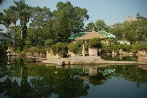 shuzhuang garden tour