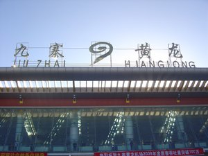 Jiuzhai Huanglong Airport