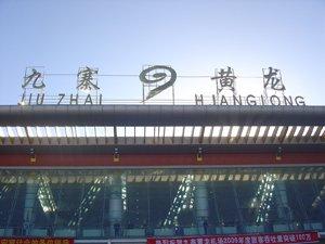 Jiuzhai Huanglong Airport