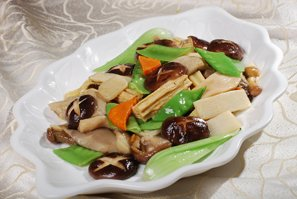Chinese vegetarian food a vegetarians guide to china eating vegetarian food with china highlights forumfinder Images