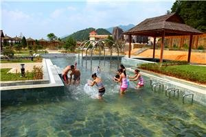China's Top Hot Springs
