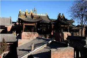 Zhangbi Ancient Village