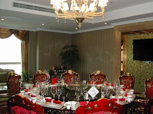 Chinese Seating Arrangement For Dining In China