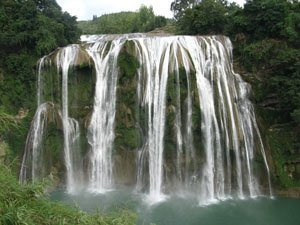 China's Top 5 Beautiful Waterfalls