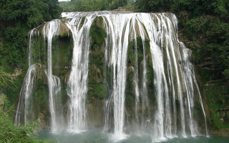 Jiulong Waterfall Forest Park, Nanning