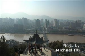Lanzhou in November