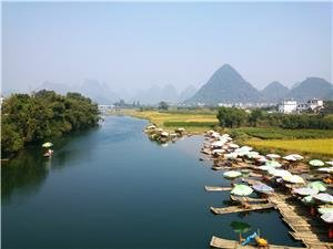 Yulong River Guilin