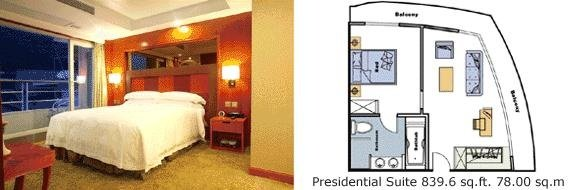 New Century Presidential Suite