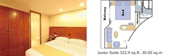 New Century Sky Junior Suite