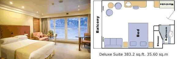 New Century Sun Deluxe Suite