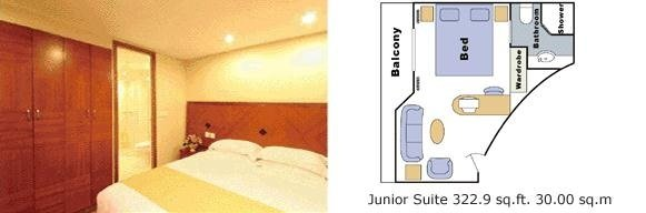 New Century Sun Junior Suite