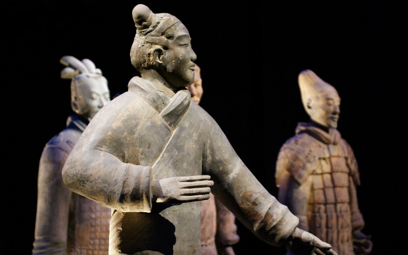 Terracotta Army Overseas Exhibitions 2010–2020