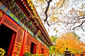 China Weather in November — Travel Tips for November