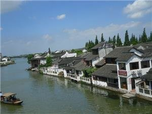 Zhujiajiao Water Town — One of the Most Popular Water Towns Near Shanghai