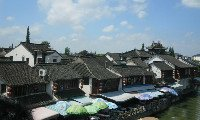zhujiajiao ancient town