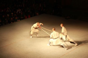Show de Shaolin Kung Fu