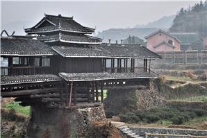 Sanjiang Dong Village
