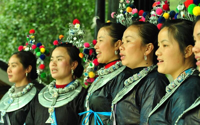 Sanjiang Attractions