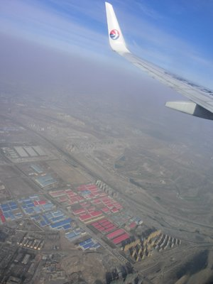 Flight to Lhasa