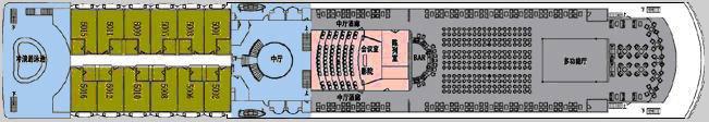 Yangtze Gold 1 Recreation Deck