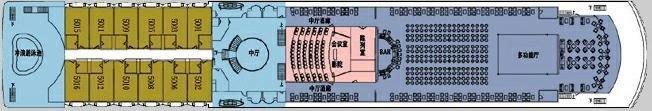 Yangtze Gold 2 Recreation Deck