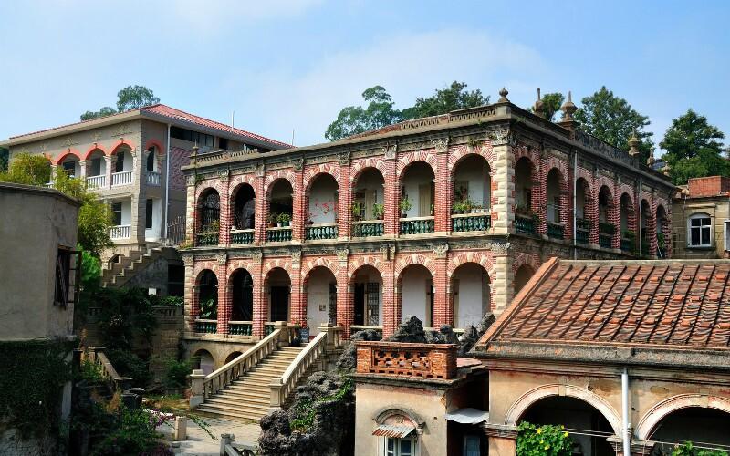 Xiamen History