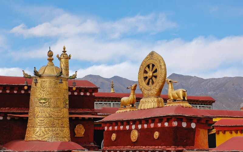 Jokhang Temple — The Spiritual Center of Tibet