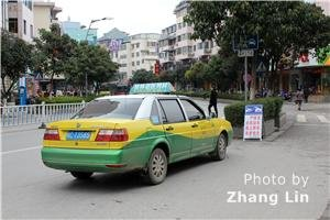 Taxis in China — Prices, Scams, and Tips