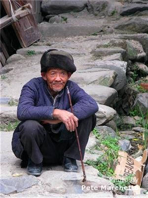 Guizhou Old Man
