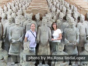 Explore the Terracotta Warriors up close and personal.