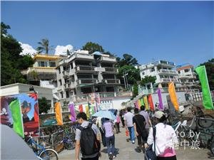 Lamma Island's Best Bike Routes
