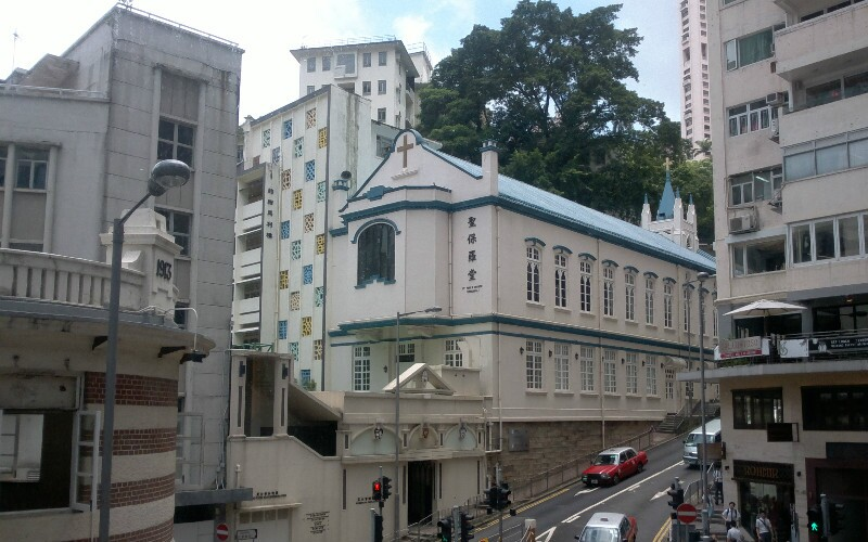 Top 5 English Speaking Churches in Hong Kong