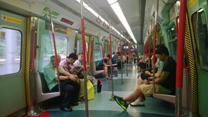 Guangzhou–Kowloon  through Train