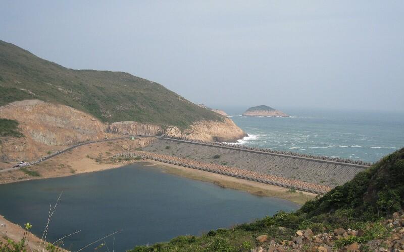 Hong Kong Global Geopark of China