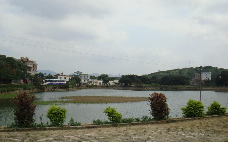 Yangmei Ancient Town, Nanning