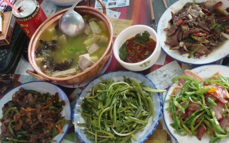 Lijiang Restaurants